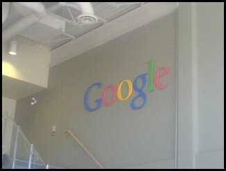 Google is moving in.